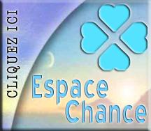 INSCRIPTION ESPACE CHANCE